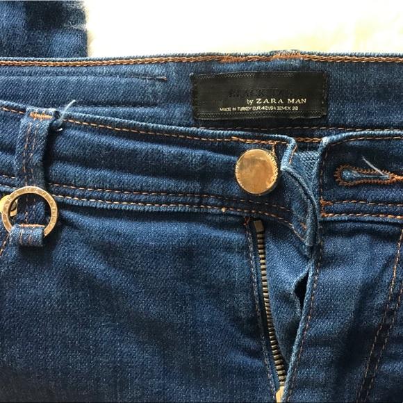 ea6779d1 Zara Black Tag Jeans